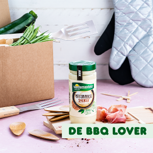 De BBQ Lover Mayonaise