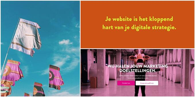 Je website is het vertrektpunt van je digitale strategie.