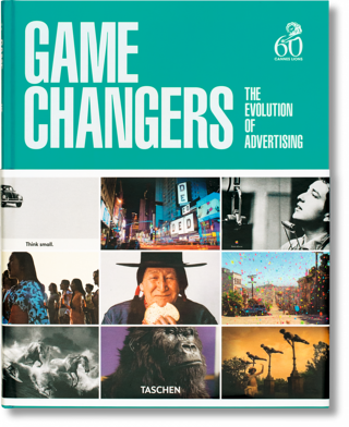 Boekuitgave Game Changers van het Cannes Advertising Festival