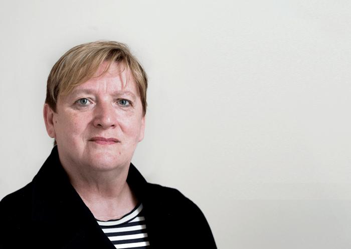 Marita Daenekindt Headshot