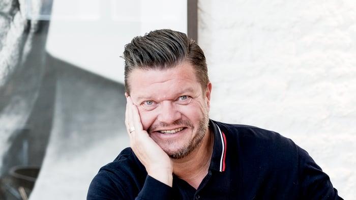 Dirk Cassiers Headshot