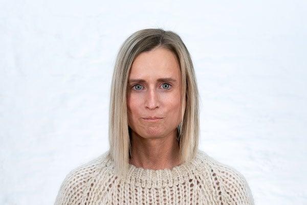 Lieselotte Van Huffelen Headshot
