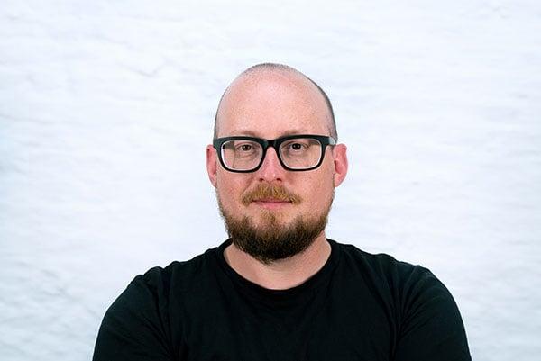 Ruben Ceuppens Headshot