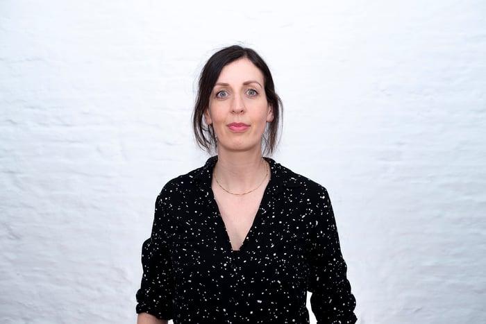 Katleen Van den Bergh Headshot